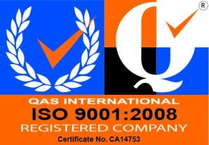 ISO 9001:2008 Registered Company